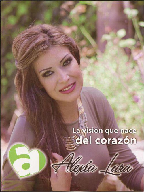 Revista Estilo con Alexia Lara