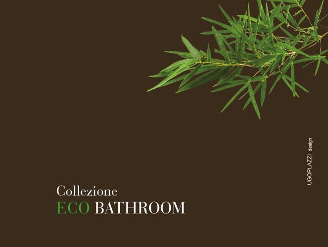 Collezione ECO BATHROOM