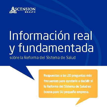 Información real sobre la Reforma del Sistema de Salud