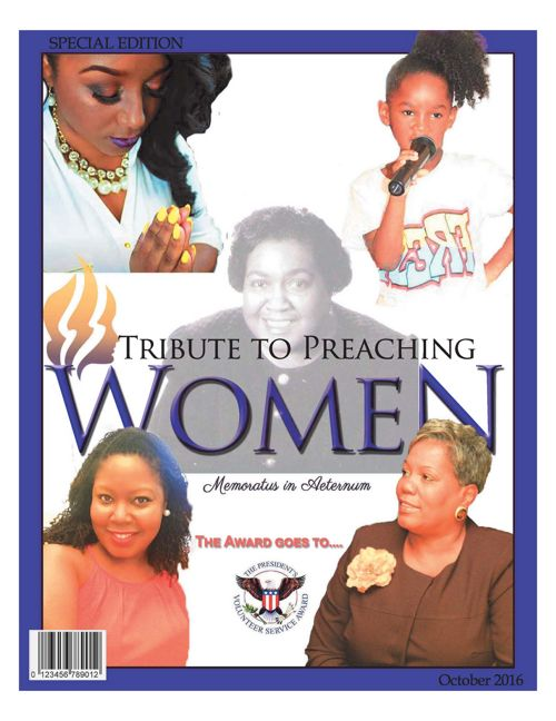 Tribute to Preaching Women 2016