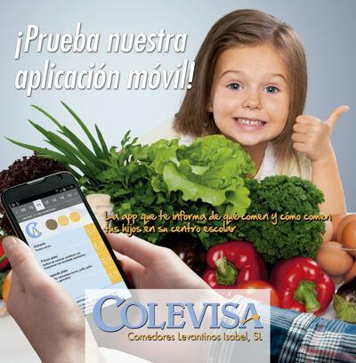 Catálogo APP Padres COLEVISA