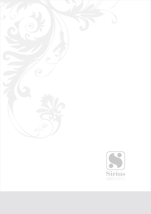 Kolekcja okapów Sirius