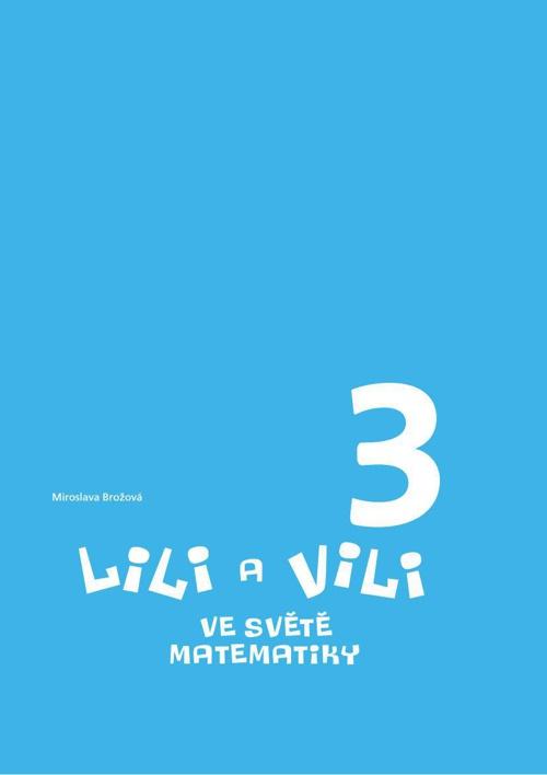 Lili a Vili 3_Matematika