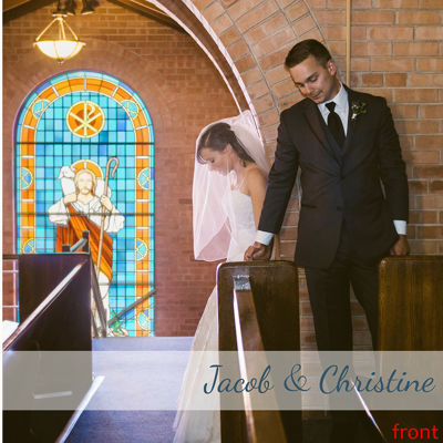 Jacob & Christine // Wedding