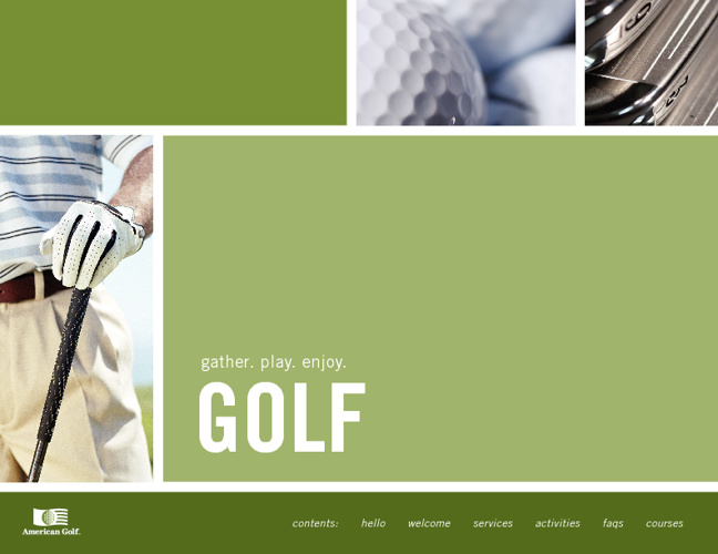 Tournament Demo Brochure