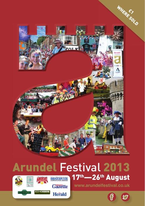 Arundel Festival Brochure 2013