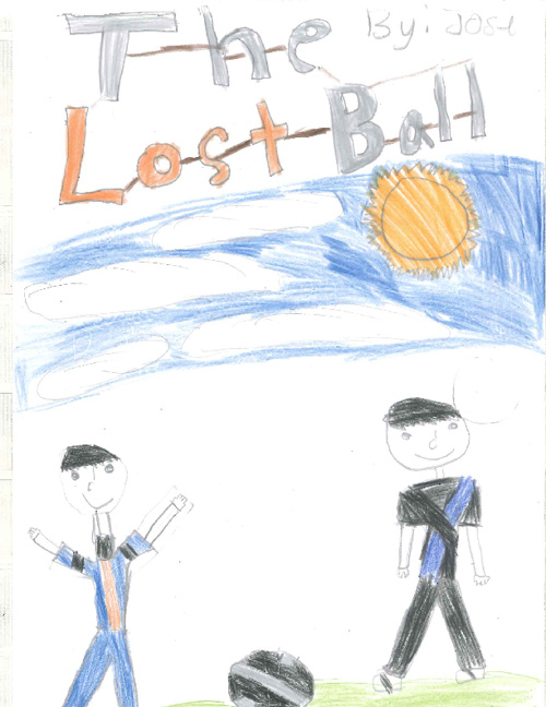The Lost Ball By: Jose 3-G