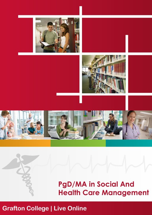 PgD/MA in Social & Health Care Management