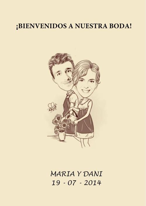 INVITACIÓN BODA MARIA Y DANI 19 julio 2014 (cb)