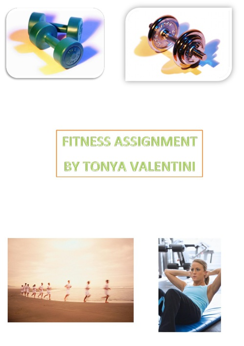 Fitness  Assignment