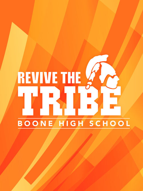 Boone Revive The Tribe Brochure 2016