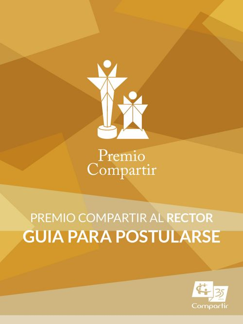 Guía postulación rectores Premio Compartir