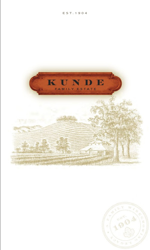 Kunde Family Estate Winery