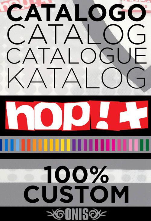 CATALOGO ONIS HOP 2016