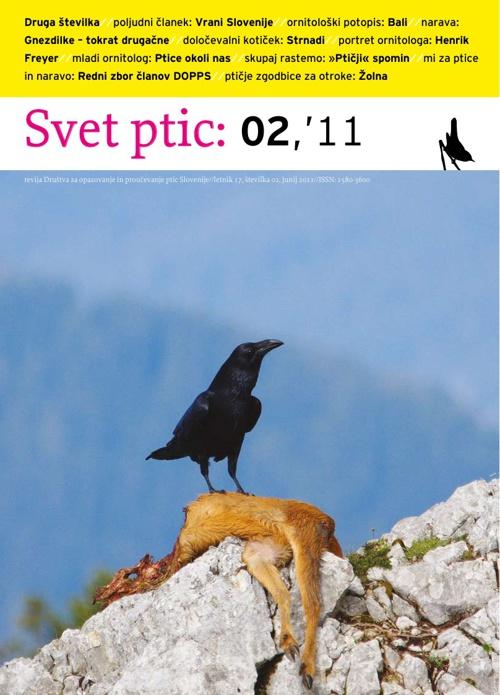 Svet ptic 02'11