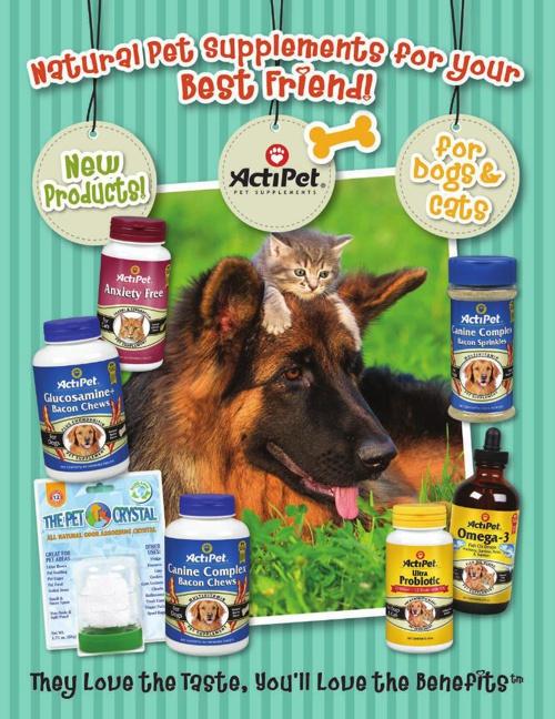 Brand Brochures - Pets