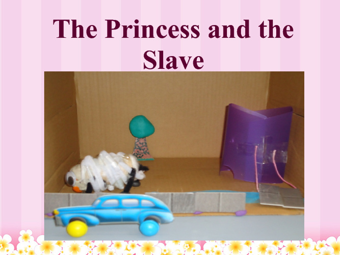 The Princess and the Slave