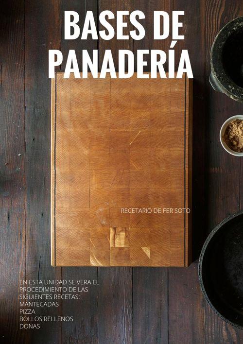 BASES DE PANADERÍA 2 C