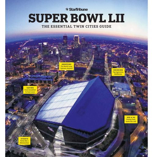 Super Bowl LII - February 4, 2018