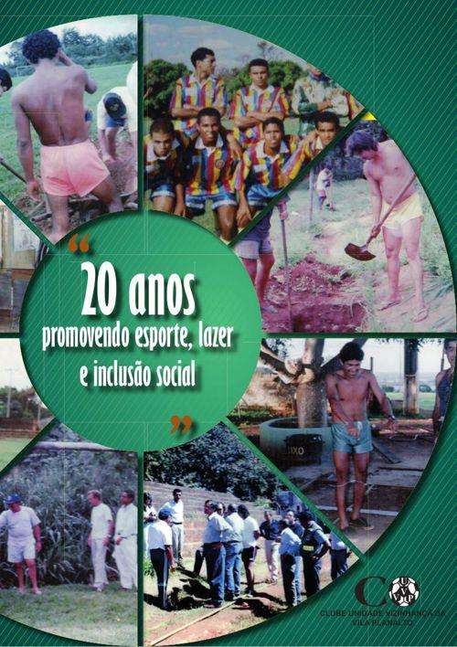Relatório Clube Unidade Vizinhança da Vila Planalto