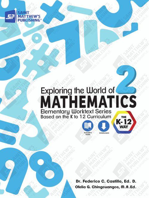 Exploring the World of Mathematics 2