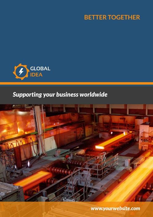 Corporate Business Brochure Template Vol.2