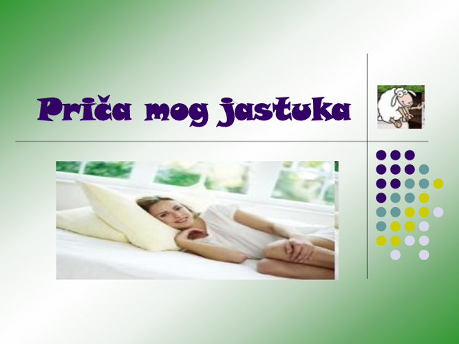 Priča mog jastuka by Željka