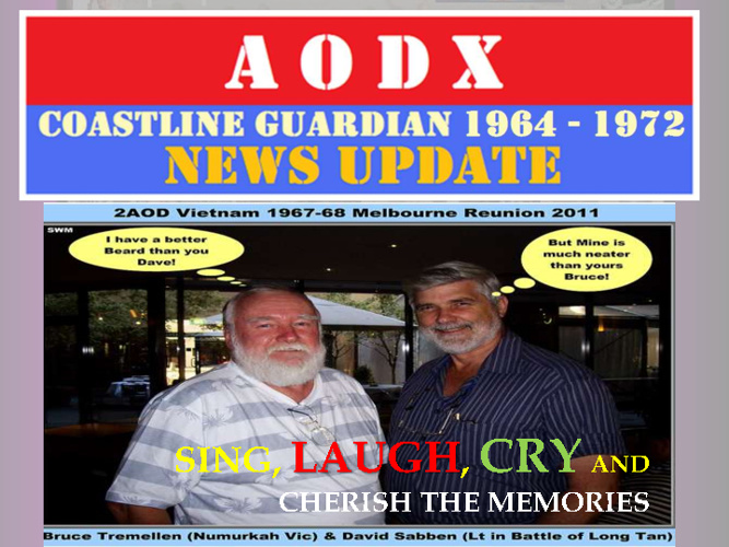 Issue 0001 Coastline Guardian 1964 - 1972 News Update