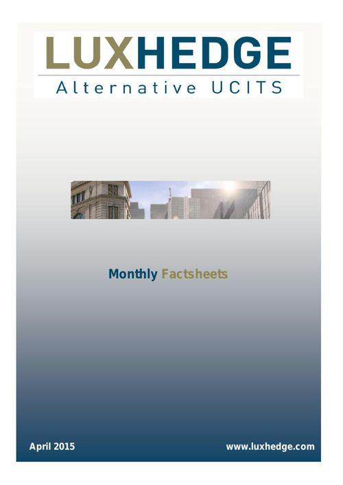 monthly factsheet april 2015