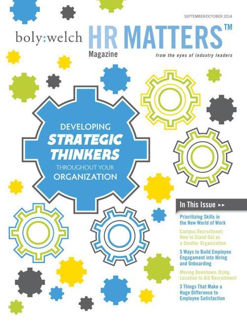 HR Matters Magazine Sept/Oct 2014