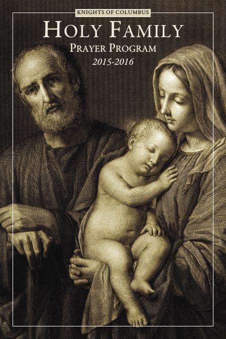 Holy Family Prayer Program Booklet