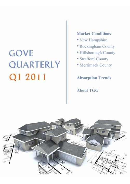 Gove Quarterly - Q1 2011