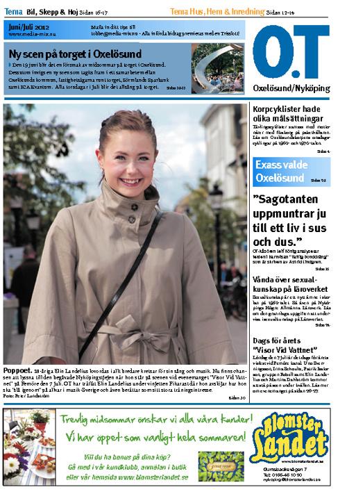 Oxelösundstidningen Juni 2012