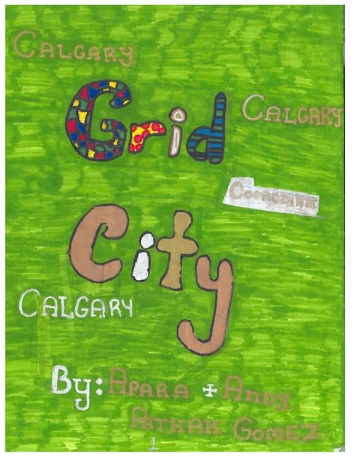 Grid City Math story  By Aparajita Pathak and Andy Gomez