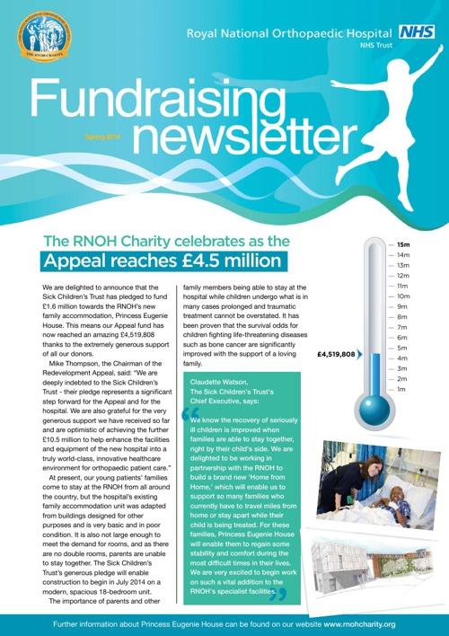 Winter newsletter 2013
