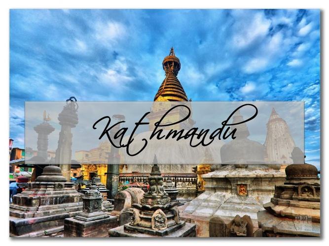 ENGLISH Kathmandu