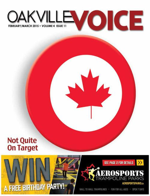 Oakville Voice February March 2015