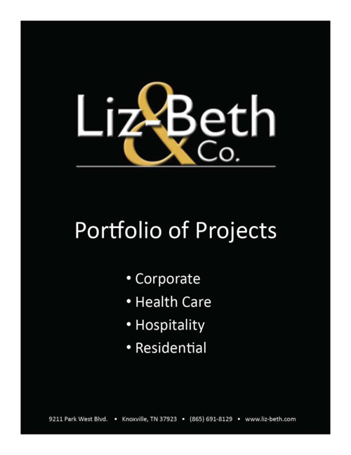 Liz-Beth & Co. Corporate Art Portfolio