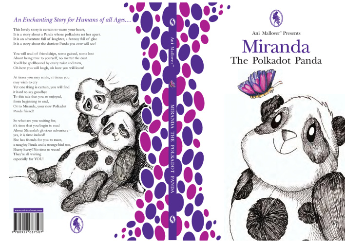 A Tasty Peek into Miranda The Polkadot Panda!