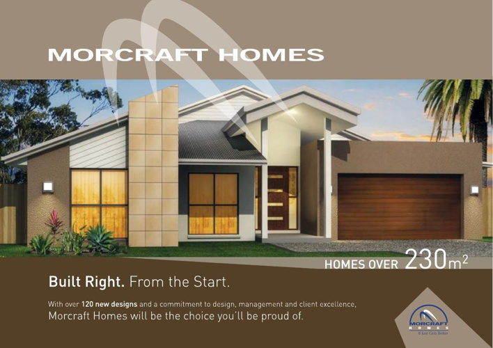 Morcraft Homes Homes over 230sqm