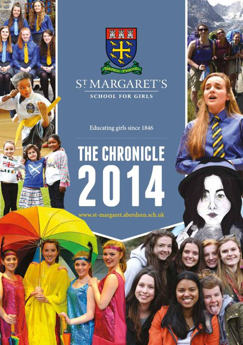 St Margaret's Schools Chronicle