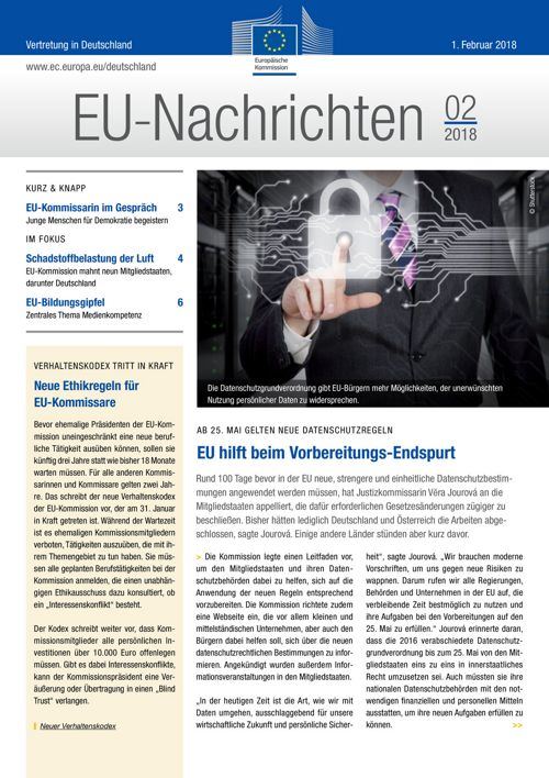 EU-Nachrichten #2