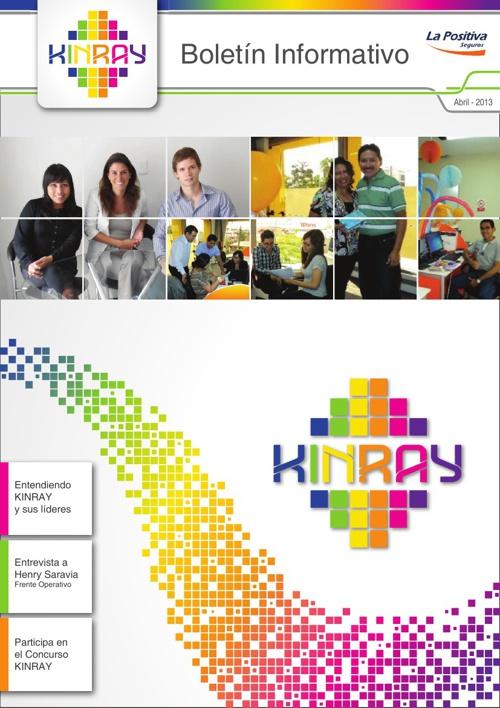 Boletín Kinray N° 001