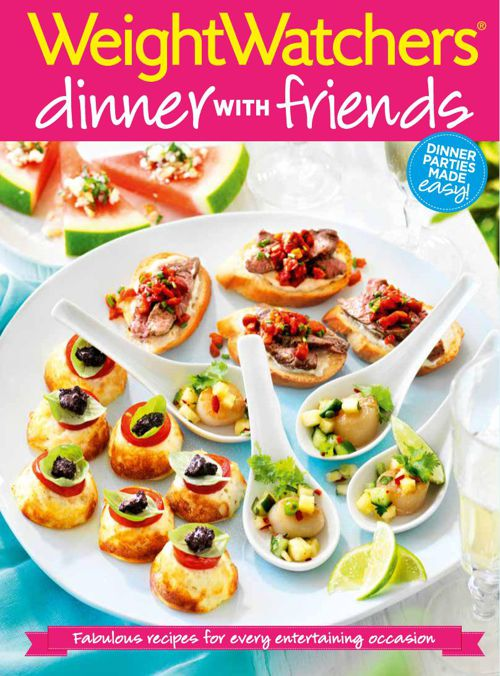 Dinner with Friends cookbook