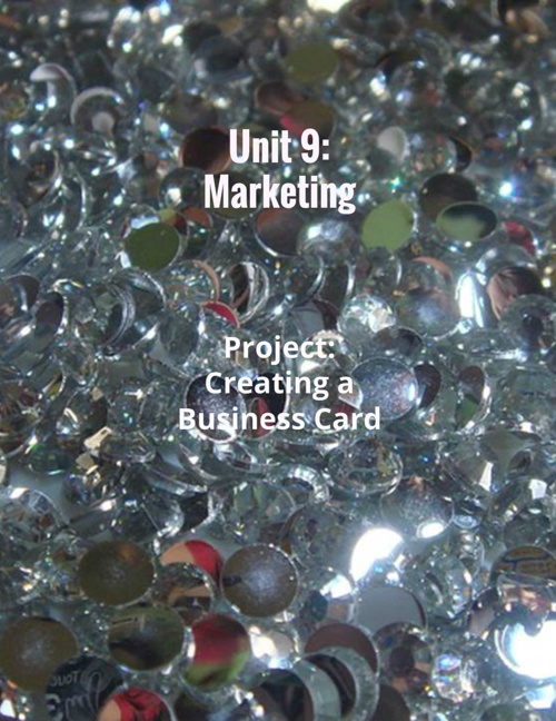 Unit 9: Marketing