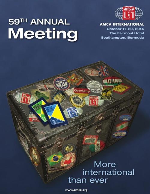 AMCA 2014 59th Annual Meeting Brochure