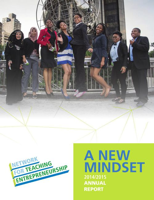 NFTE Annual Report FY15