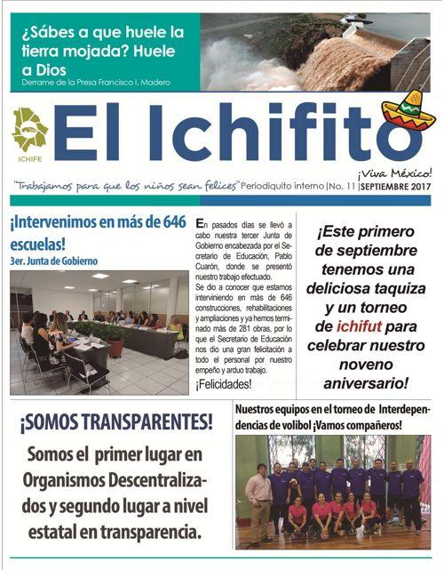 EL ICHIFITO- SEPTIEMBRE 2017
