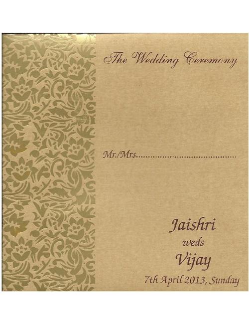 Jaishri weds Vijay