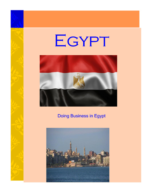 Buisness meetings in egypt